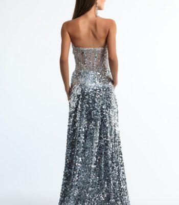 10638 suknia wieczorowa