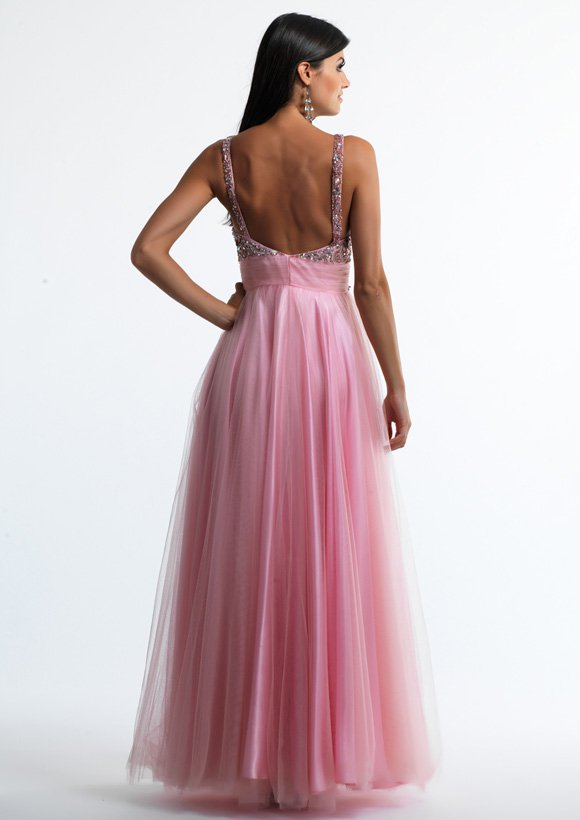 10645 suknia wieczorowa - Suknie wieczorowe