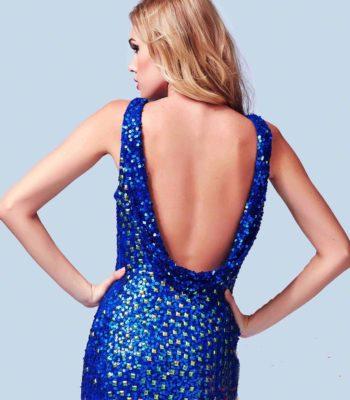 3737 suknia wieczorowa