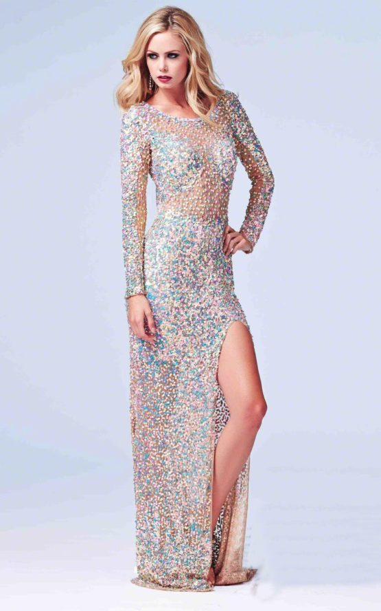 3908 suknia wieczorowa
