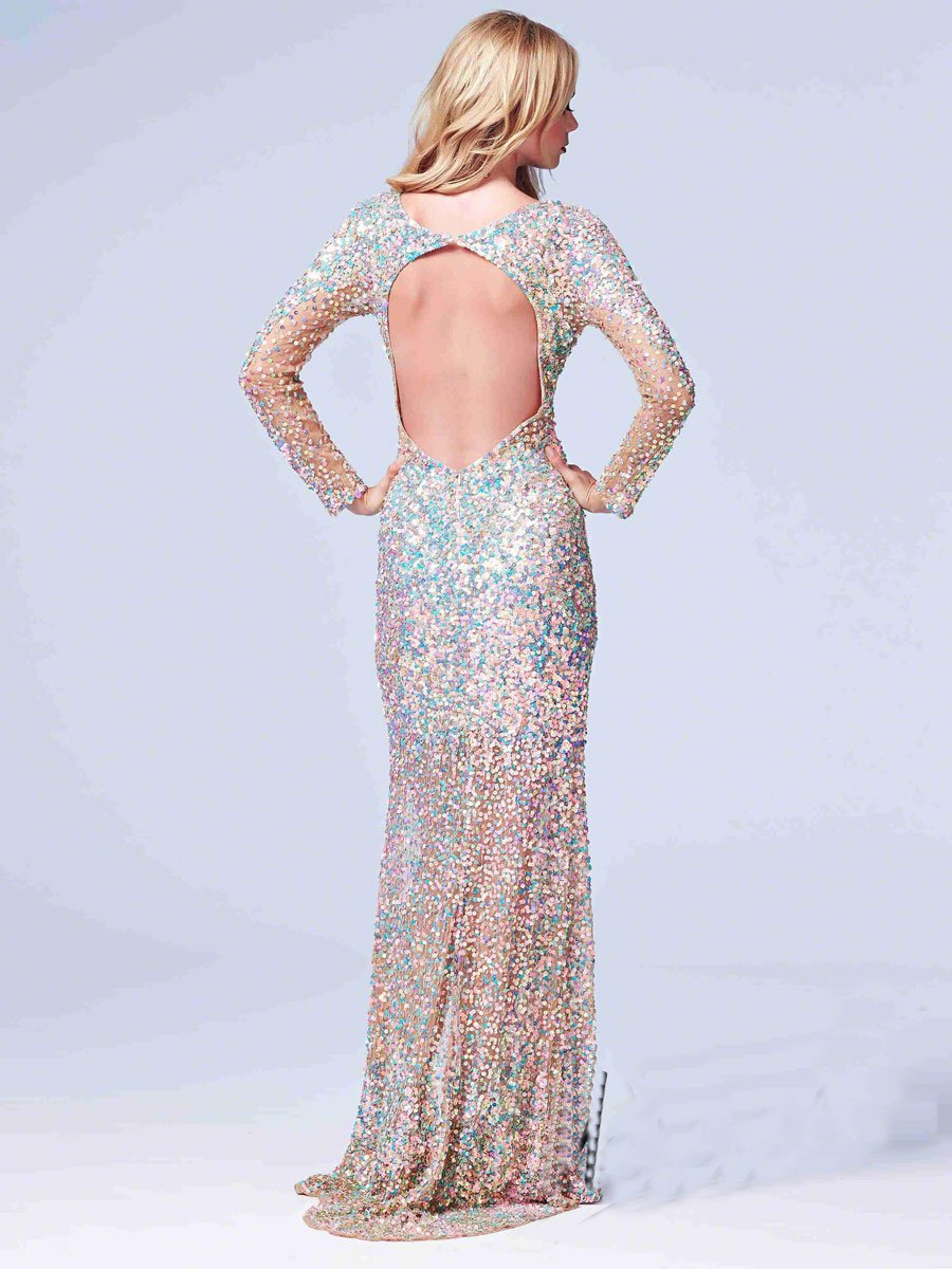 3908 suknia wieczorowa - Suknie wieczorowe