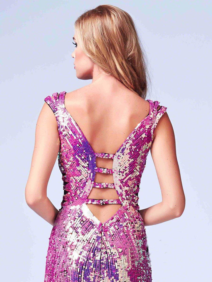 3922 suknia wieczorowa - Suknie sylwestrowe