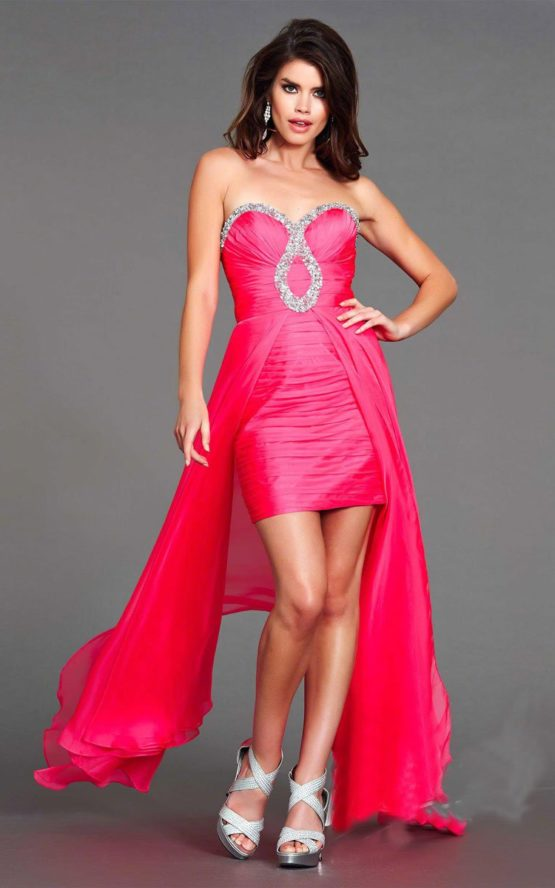 6089 suknia wieczorowa