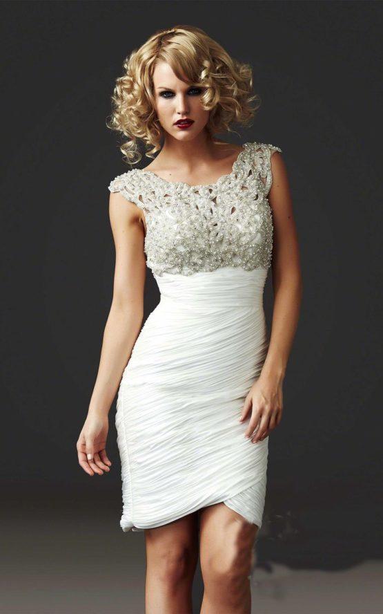 61388 sukienka koktajlowa