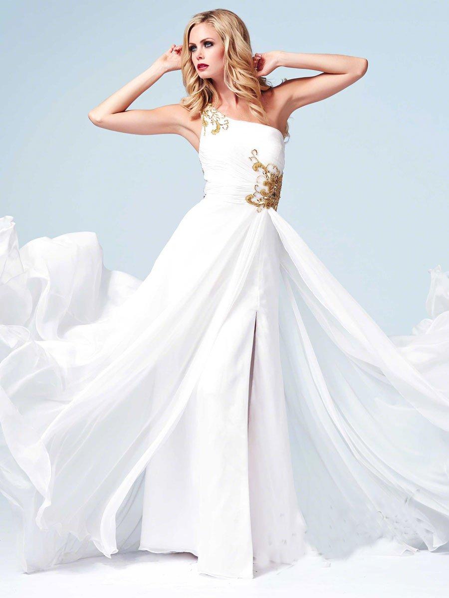 64403 suknia wieczorowa - Suknie wieczorowe