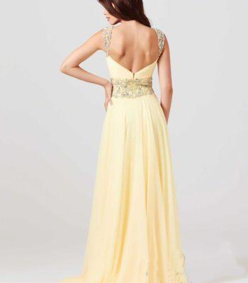 64678 suknia wieczorowa