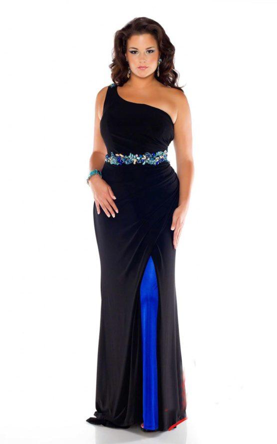 76304 suknia wieczorowa