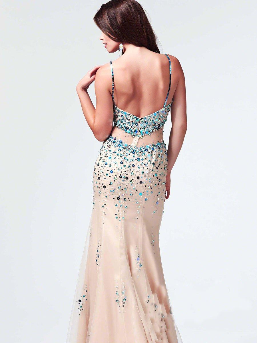 82015 suknia wieczorowa - Suknie sylwestrowe