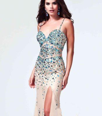 82015 suknia wieczorowa