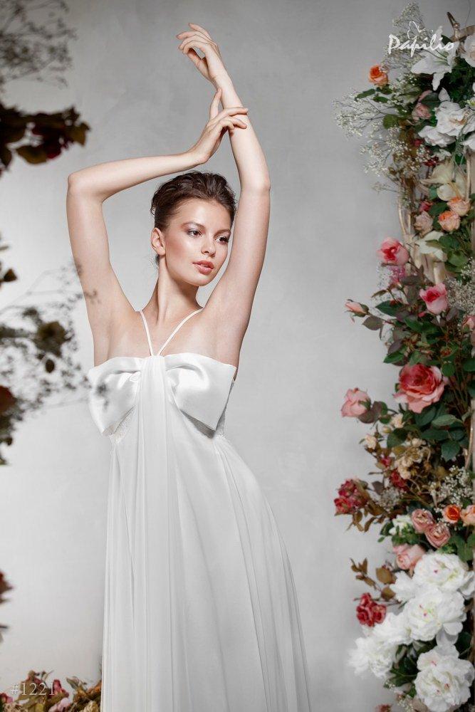 1221 suknia ślubna - EMPIRE