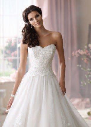 114275ML suknia ślubna - Suknie ślubne