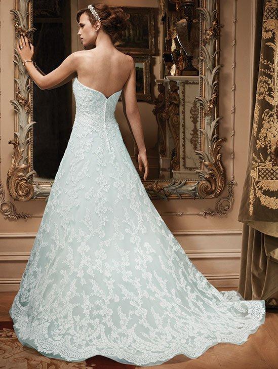 2127 suknia ślubna - LITERA