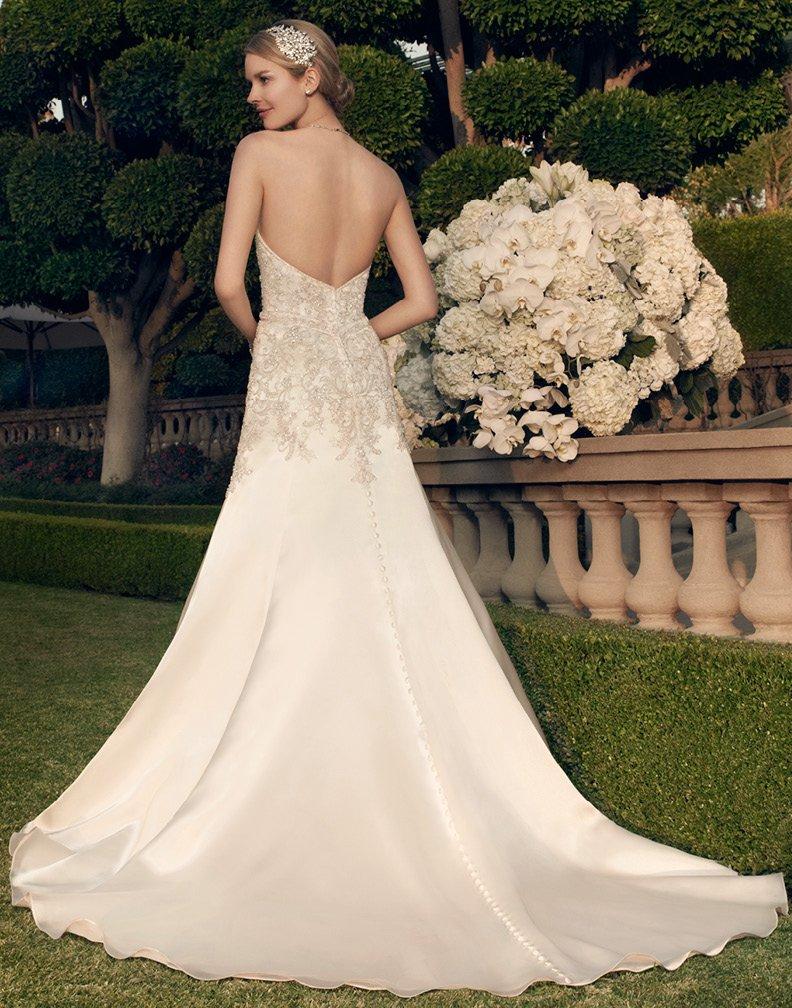 2166 suknia ślubna - LITERA