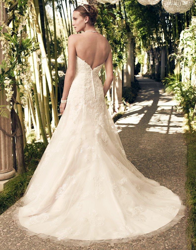 2168 suknia ślubna - LITERA