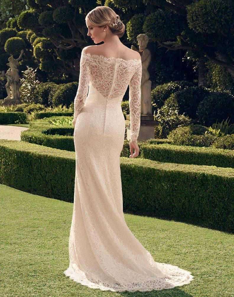 2169 suknia ślubna - Suknie ślubne