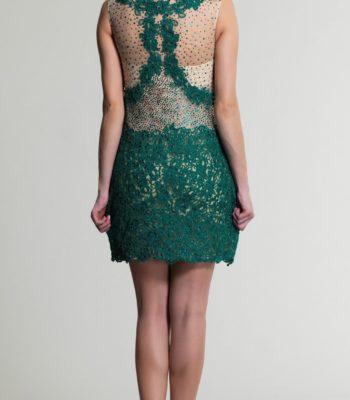 144  sukienka krótka