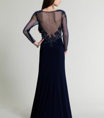 266 suknia wieczorowa