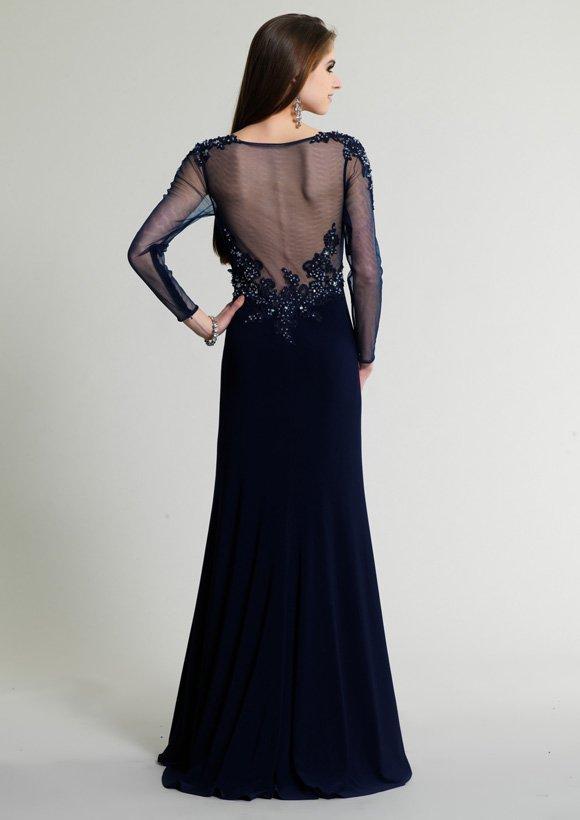 266 suknia wieczorowa - Suknie wieczorowe
