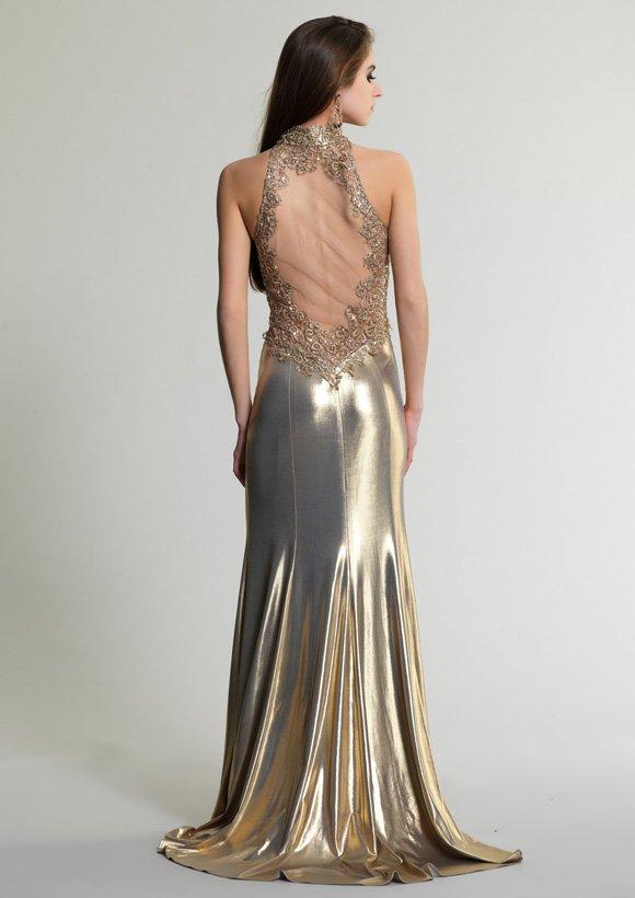 293 suknia wieczorowa - Suknie wieczorowe