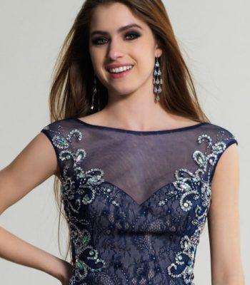 298 suknia wieczorowa