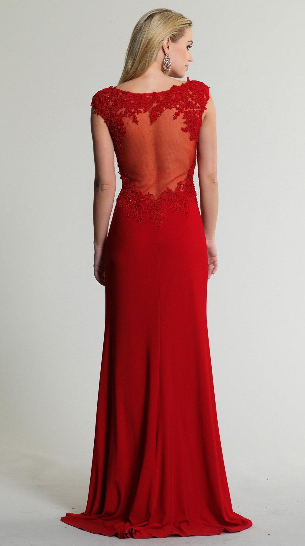 347 suknia wieczorowa - Suknie wieczorowe