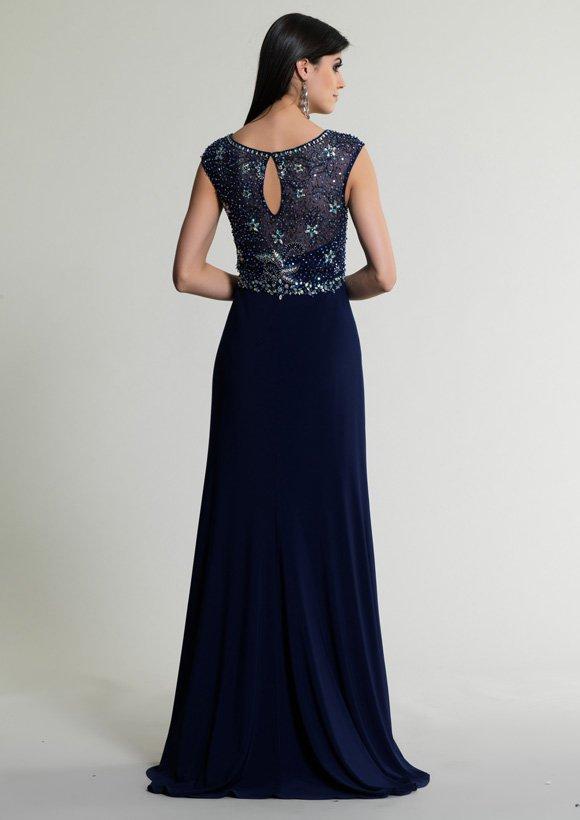 349 suknia wieczorowa - Suknie wieczorowe