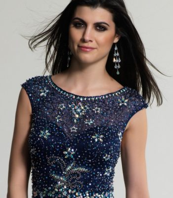 349 suknia wieczorowa