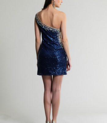 418  sukienka krótka