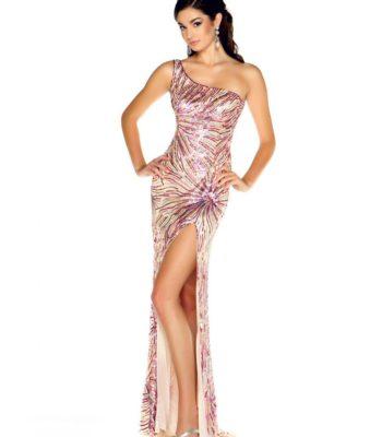 3704 suknia wieczorowa
