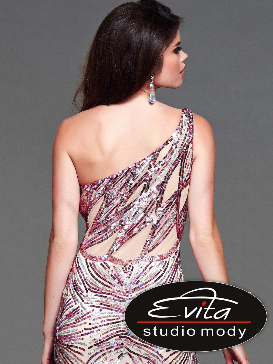 3704 suknia wieczorowa - Suknie wieczorowe