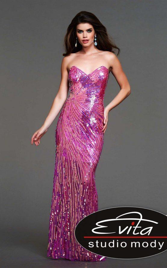 3988 suknia wieczorowa