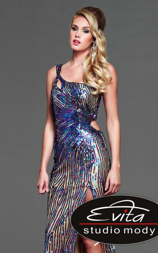 3998 suknia wieczorowa