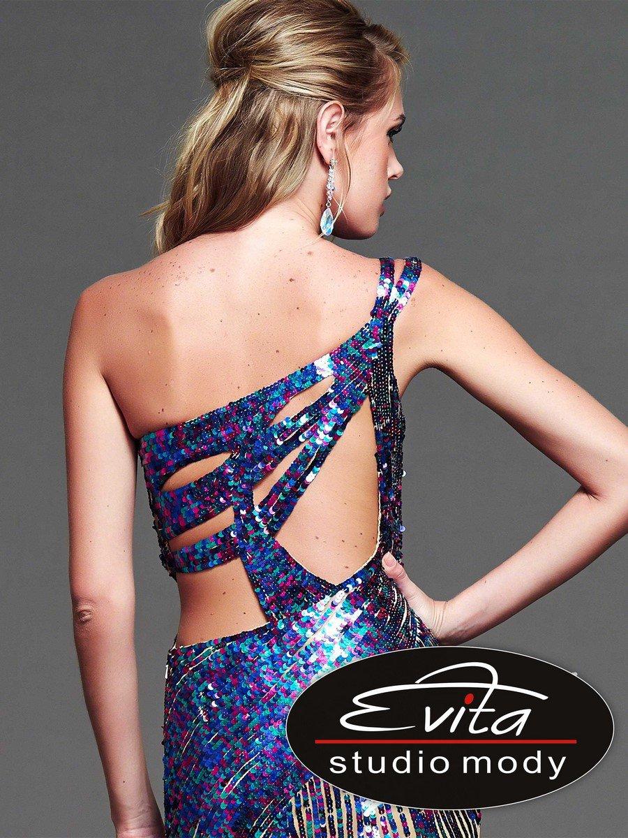 3998 suknia wieczorowa - Suknie wieczorowe