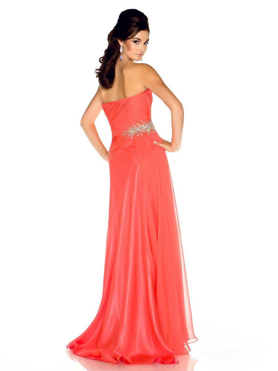 6397 suknia wieczorowa - Suknie wieczorowe