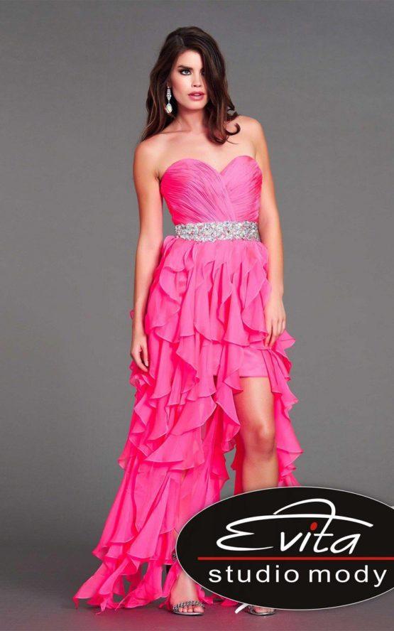 40340 suknia balowa