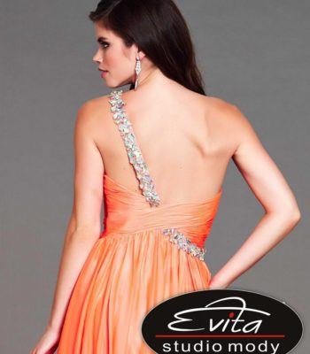 48003 suknia wieczorowa
