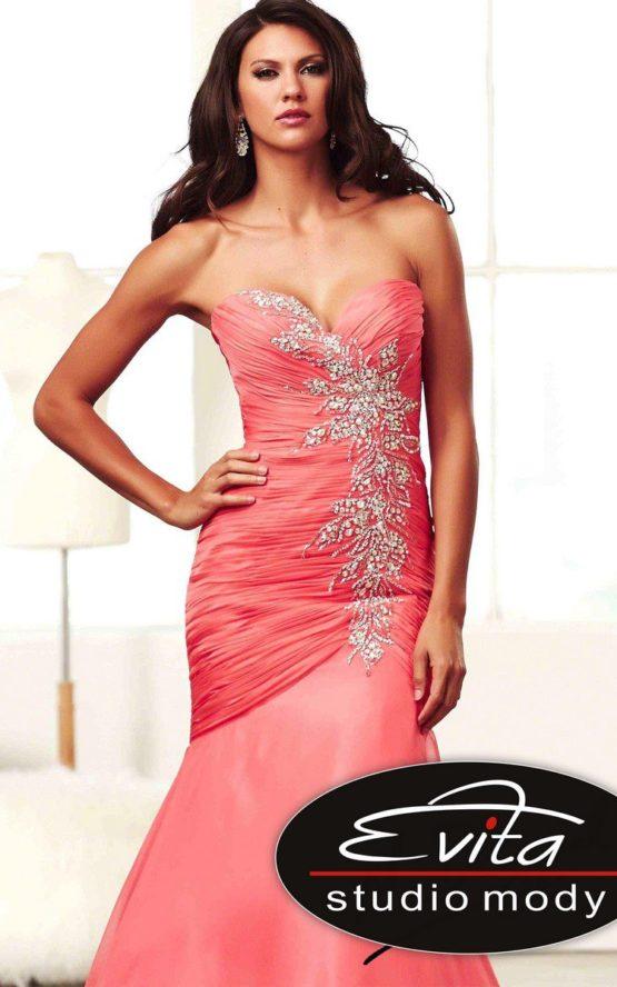 48124 suknia wieczorowa