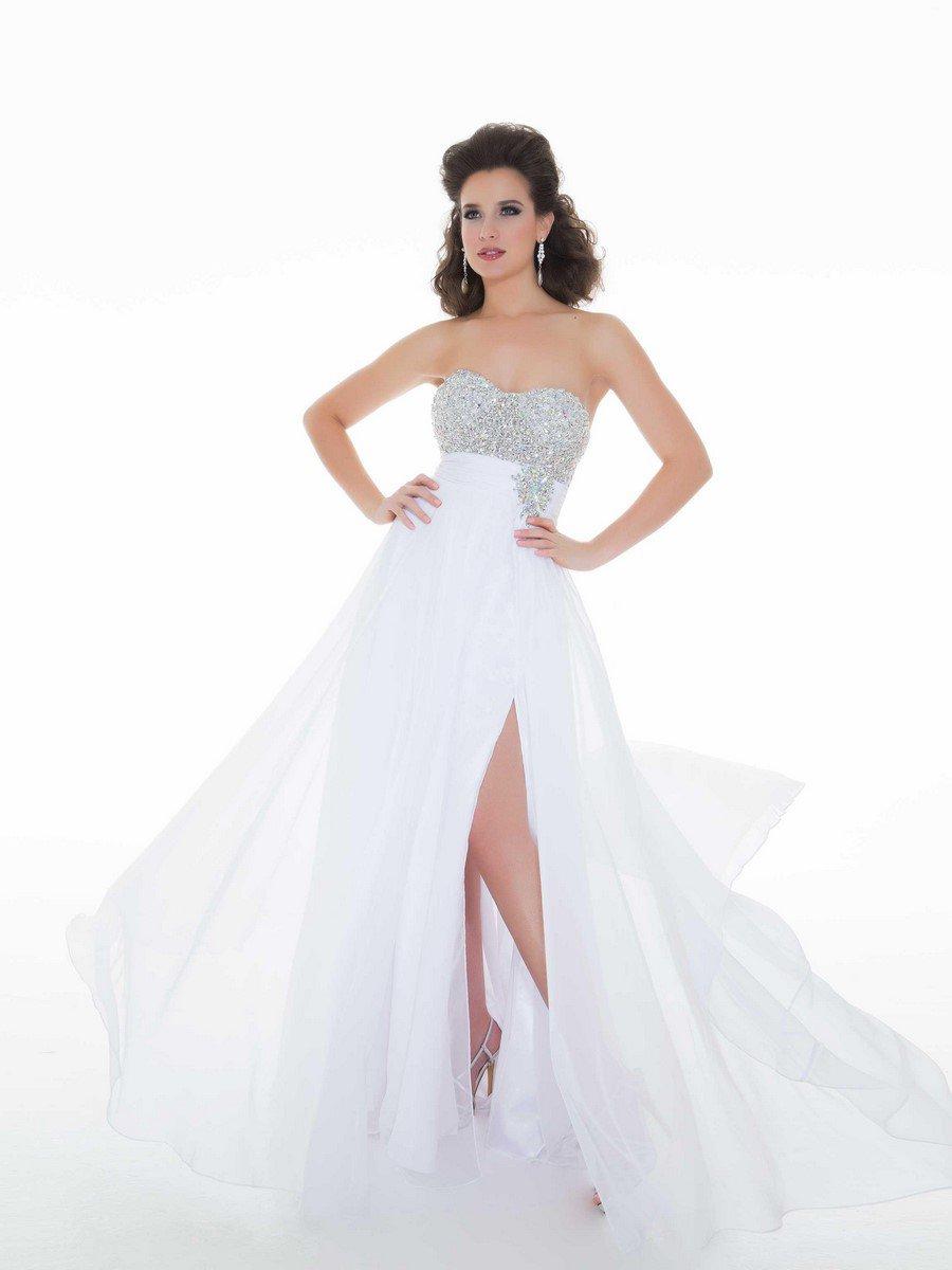 61207 suknia sylwestrowa - Suknie wieczorowe