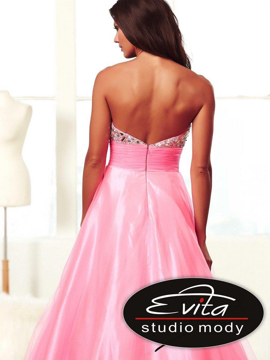 61614 suknia wieczorowa - Suknie wieczorowe