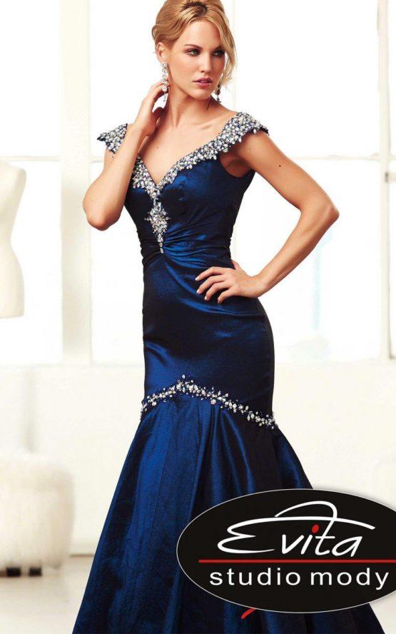 61615 suknia wieczorowa