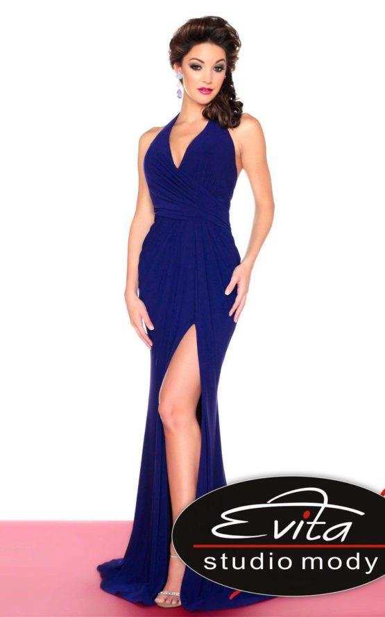 61721 suknia wieczorowa