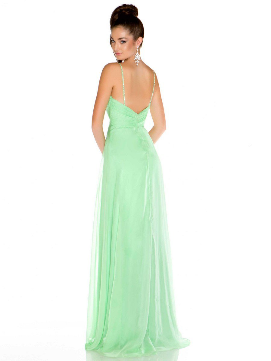 64435 suknia wieczorowa - Suknie wieczorowe