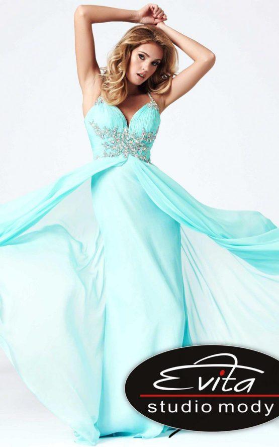 64676 suknia wieczorowa