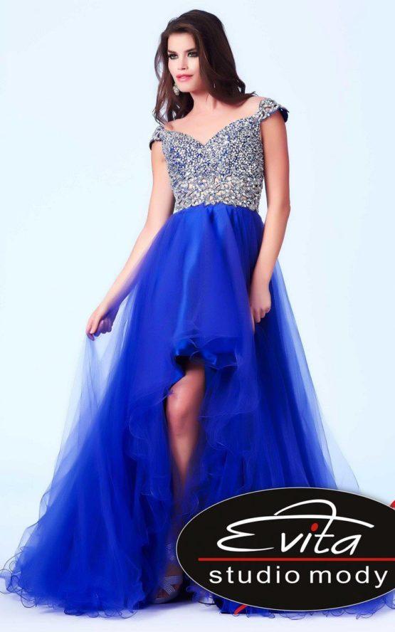 64707 suknia balowa