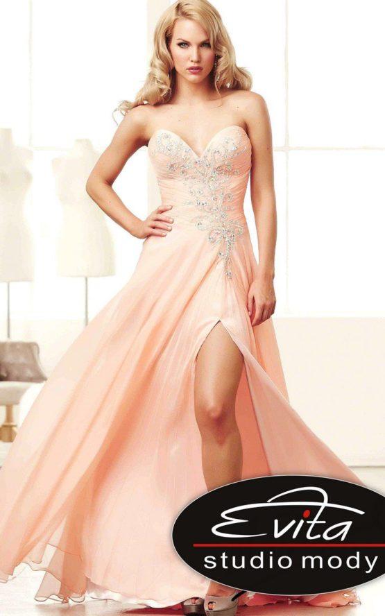 82051 suknia wieczorowa