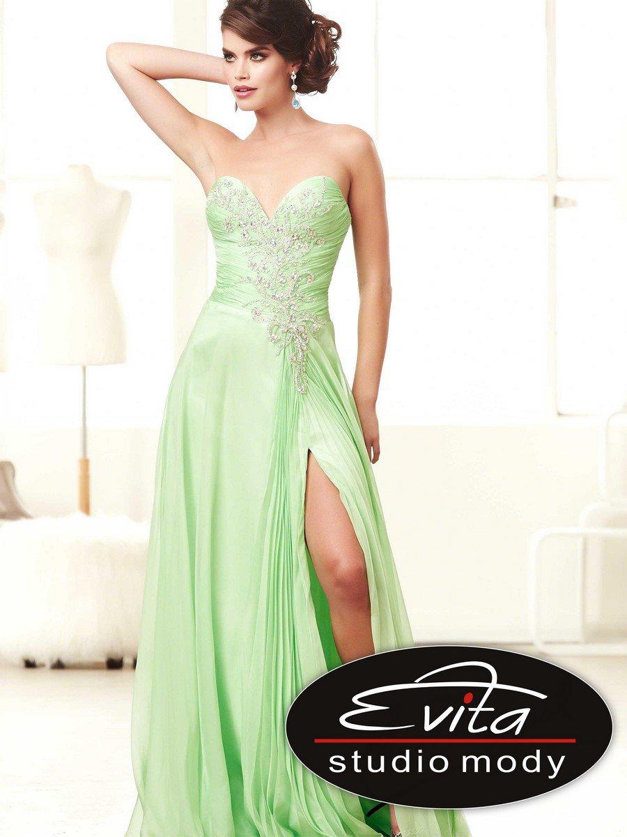 82051 suknia wieczorowa - Suknie wieczorowe