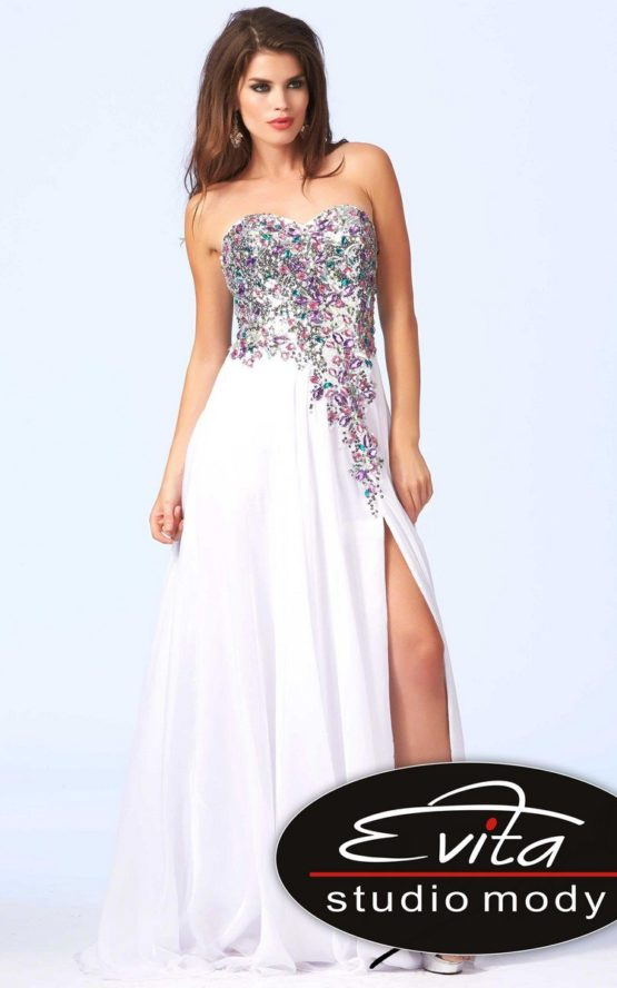 85298 suknia wieczorowa