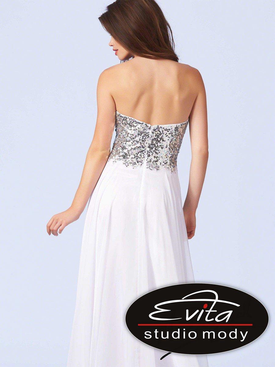 85298 suknia wieczorowa - Suknie wieczorowe