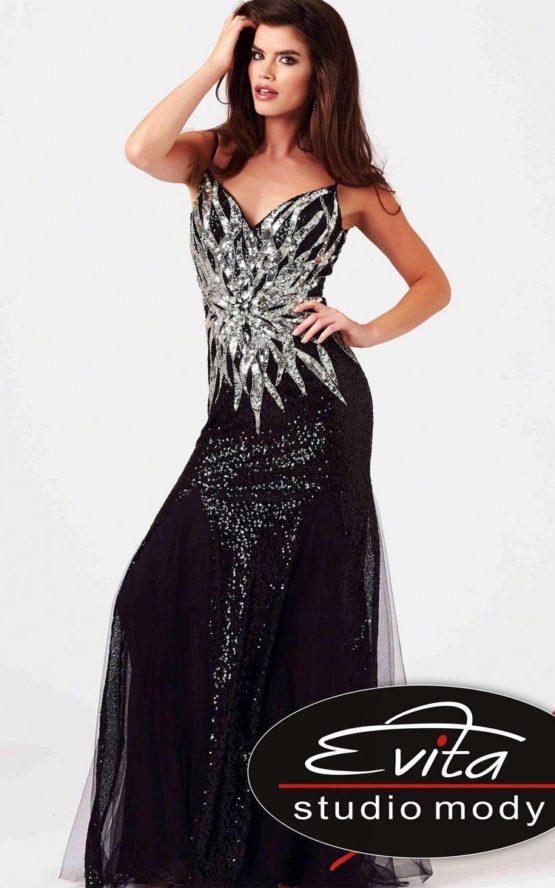 85305 suknia wieczorowa