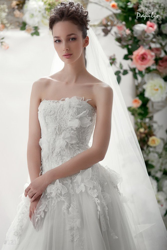 1211 suknia ślubna - Suknie ślubne